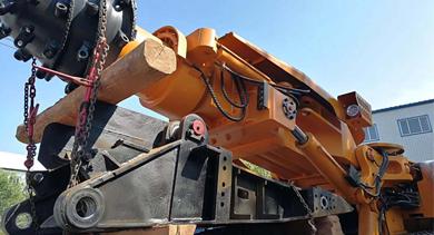 液压绞车在使用方面呈现出来的特点---液压传动装置