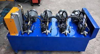 液压传动装置的发展趋势有以下几点: