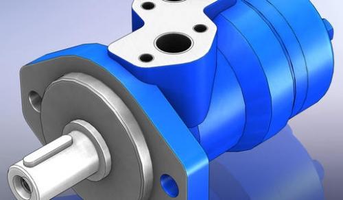 摆线液压马达的工作原理是什么?