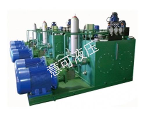 轴承厂集中液压控制