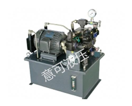 制纸液压液压系统